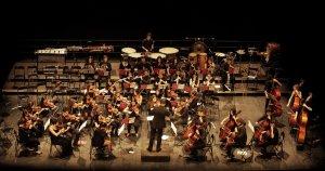 L'Orquestra Simfònica del Conservatori de la Diputació de Tarragona.