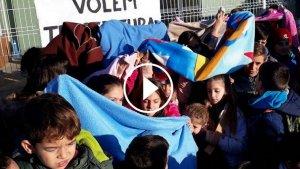 Vídeo protesta Marta Mata.