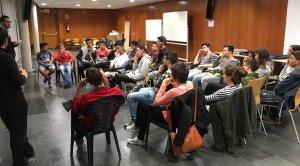 Els joves arbocencs participen activament en moltes iniciatives.