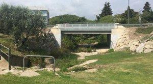 Calafell vol prevenir les inundacions a la part baixa de Segur.