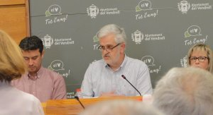 Martí Carnicer ha evitat la moció de confiança lligada al pressupost.