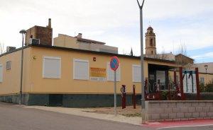 L'edifici del Centre de Dia de la Bisbal.