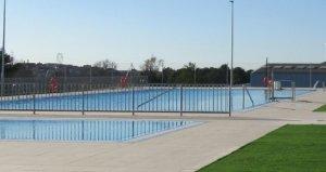 L'Arboç inaugura les instal·lacions de la nova piscina d'estiu.