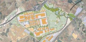 El planejament proposat al Pla Urbanístic Director del 2012.