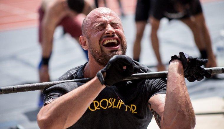 rutinas de crossfit para hombres principiantes