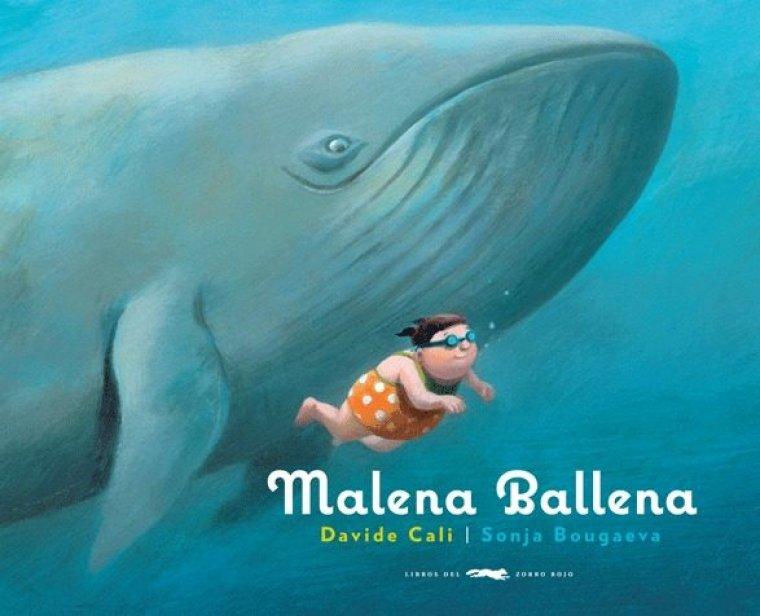 Malena Ballena de Davide Cali.