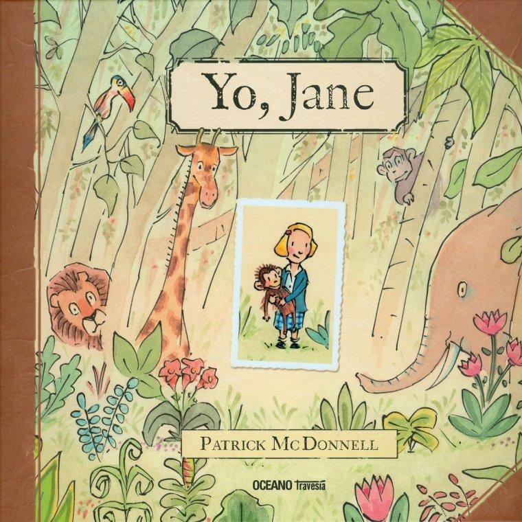 Yo, Jane de Patrick McDonnell.