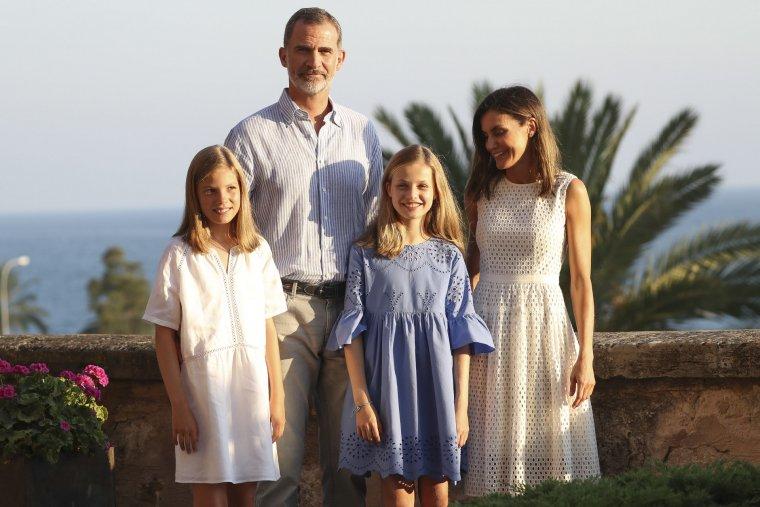 Las reinas Sofía y Letizia se van de shooping