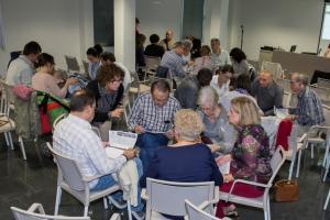 Imatge de la passada sessió del Pressupost Participatiu a Vila-seca