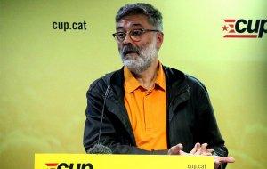 Carles Riera, diputt de la CUP
