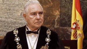 Imatge d'arxiu de Carlos Dívar.