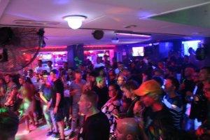 Imatge de la discoteca on han tingut lloc els fets.