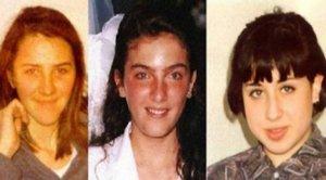 Desirée, Miriam y Antonia, las tres niñas víctimas mortales
