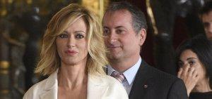 Imagen de Susana Griso y su marido Carles Torras