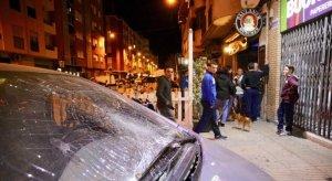 Lugar donde Mihail se tiró por el balcón después de degollar a su hija en Alzira