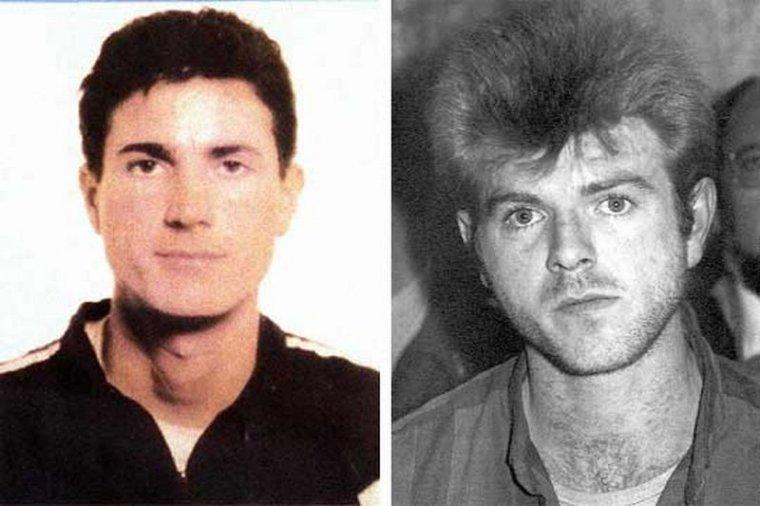 Antonio Anglés y Miguel Ricart, asesinos de las tres niñas de Alcàsser