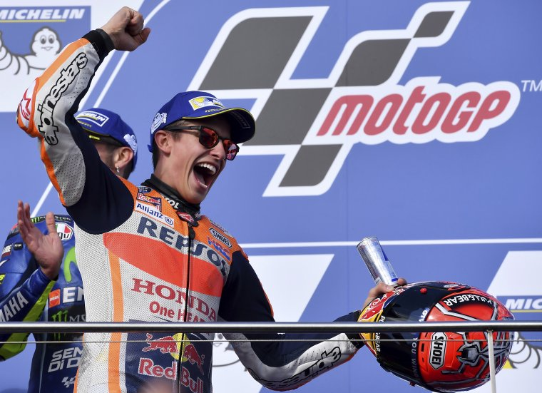 Marc Márquez ha vuelto a conquistar el título de MotoGP.