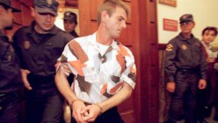 Miguel Ricart, asesino de las niñas de Alcàsser