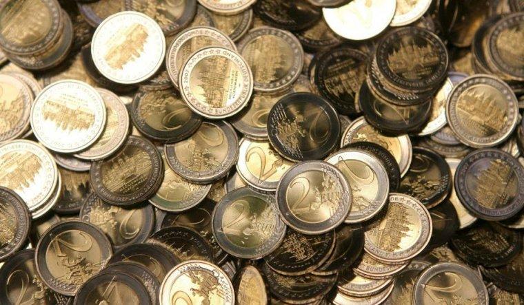 Monedas de dos euros de colección que pueden llegar a los 3.000 euros