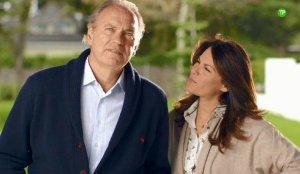 Bertín Osborne y su mujer Fabiola en una imagen de archivo