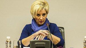 La fiscal Elena Sarasate