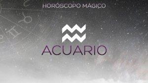 La predicción de Acuario según los astros