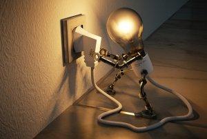 ampoule prise lumière