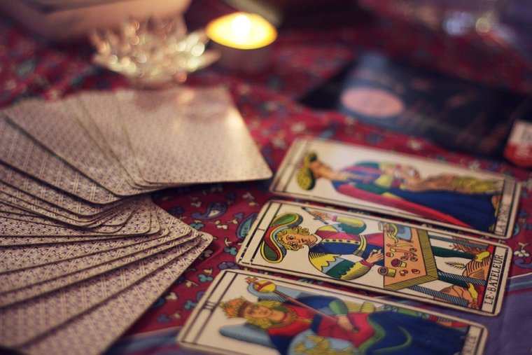 6 types of tarot, 6 different destiny readings
