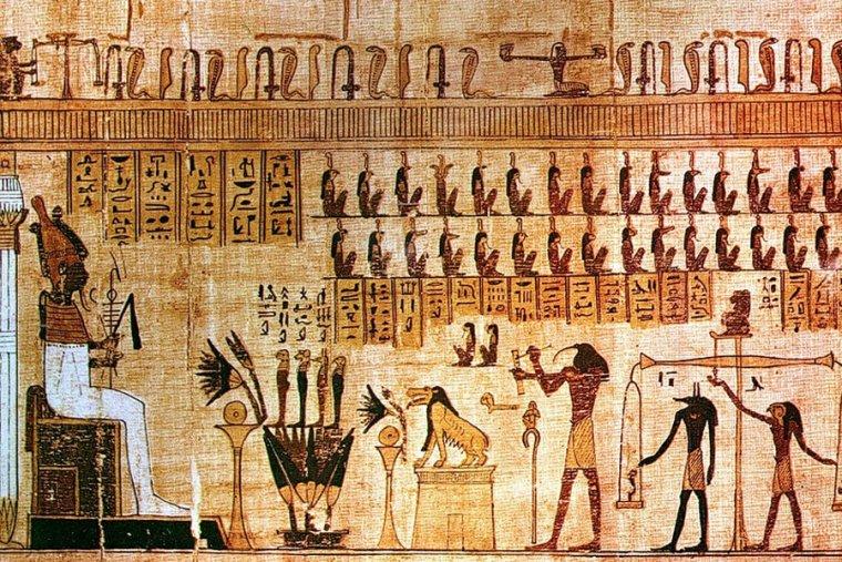Jeroglíficos, símbolos egipcios y escritura jeroglífica: Todos sus secretos