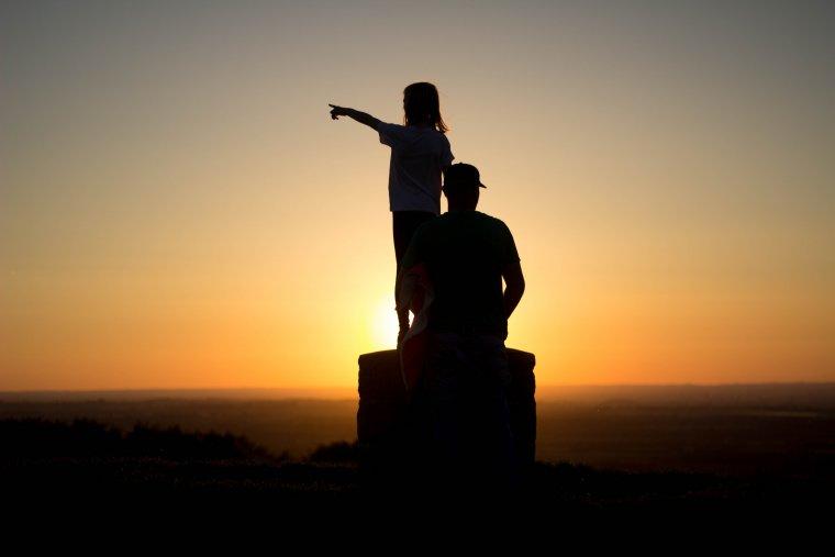 El rey León es una guía hacia el éxito para sus hijos