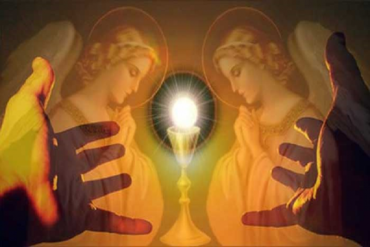 Los ángeles custodios te protegen y te guían en el camino de la vida