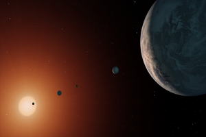 Esto es lo que sucede cuando un planeta parece avanzar en el sentido opuesto a su órbita