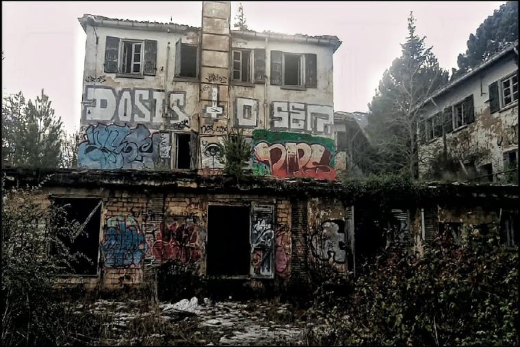 El sanatorio de Agramonte es uno de los favoritos para los amantes de lo oculto