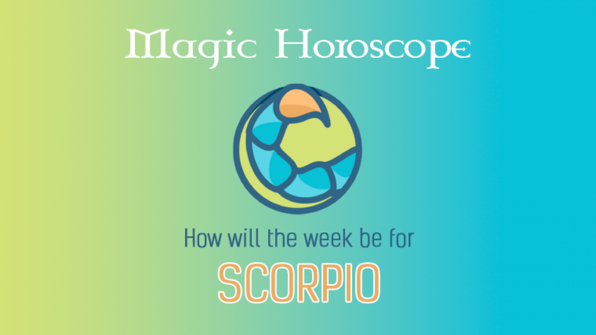 Scorpio Weekly Horoscope for 12 - 18 August