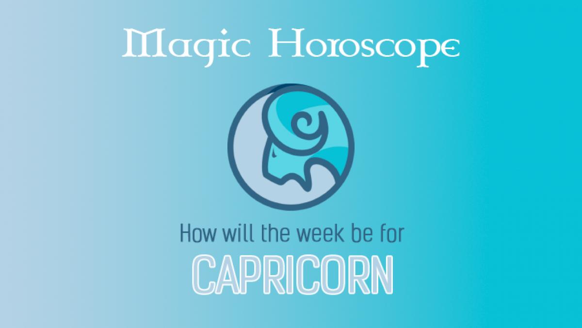 weekly horoscope capricorn november 28 2019