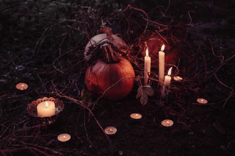 La festividad celta del Samhain es el precedente de la celebración actual de Halloween
