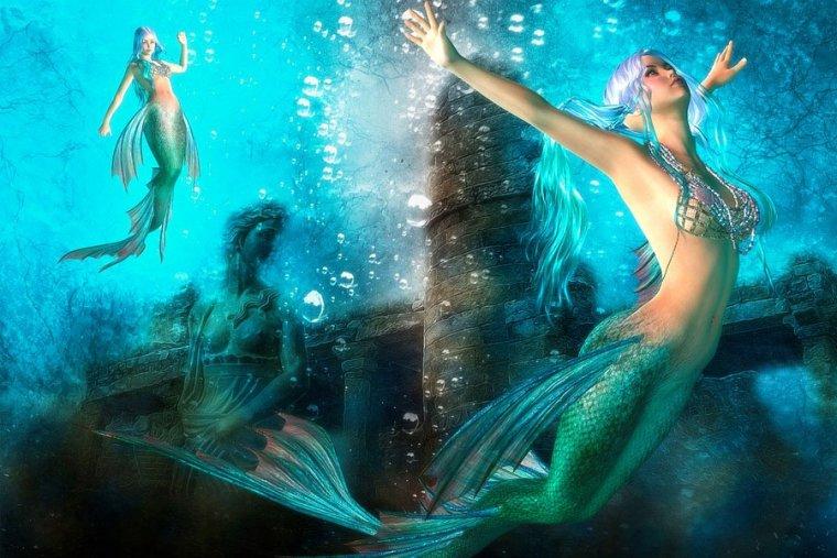 ¿Qué son las sirenas? 7 curiosidades sobre estos seres mágicos