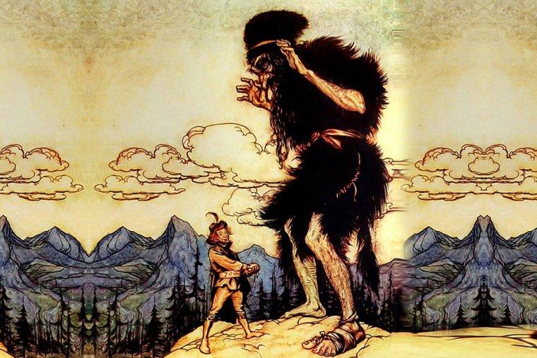 ¿Qué son los gigantes? 7 curiosidades sobre estos seres mágicos