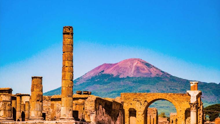 Pompeya es el mejor lugar para viajar según tu signo del zodiaco, Escorpio