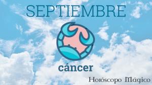 Horóscopo Mágico mensuales 2019 - CÁNCER