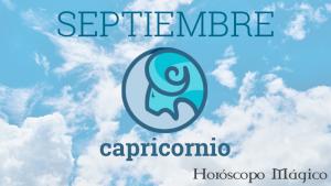 Horóscopo Mágico mensuales 2019 - CAPRICORNIO