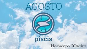Horóscopo Mágico mensuales 2019 - PISCIS