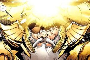 dieu Odin comic Marvel
