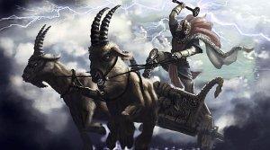 Descubre cómo es Thor, el dios del trueno de la mitología nórdica