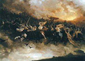 El Ragnarök es el apocalipsis judeocristiana trasladado a la mitología nórdica