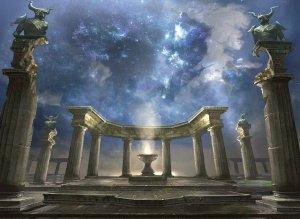 El Valhalla es descrito como el salón del paraíso en la mitología nórdica