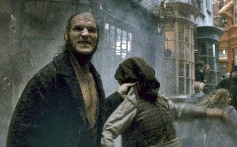 Fenrir, el lobo de la mitología nórdica, inspiró al personaje de J.K.Rowling, Fenrir Greyback