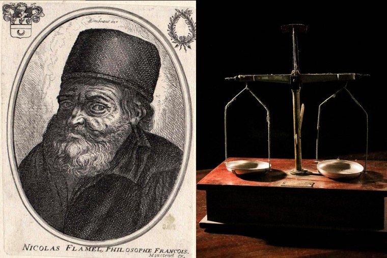 Nicolas Flamel: el visionario que revolucionó la alquimia