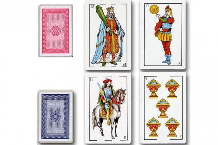 Tarot de la baraja española: su uso en la tirada del tarot