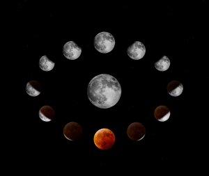 El horóscopo lunar te habla de las emociones y las actitudes personales